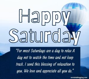 Happy Saturday Wishes Pictures