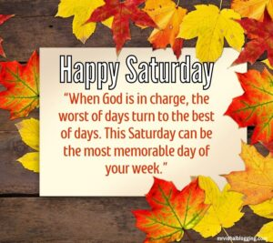 Happy Saturday Morning greetings images