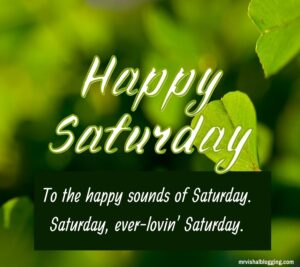 good morning happy Saturday HD quotes images download