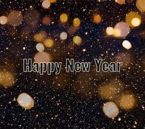 happy new year 3d 2021 wallpaper