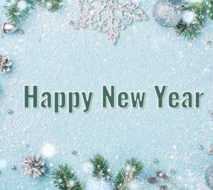 happy new year 3d 2022 wallpaper