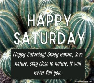 good morning happy Saturday quotes images download