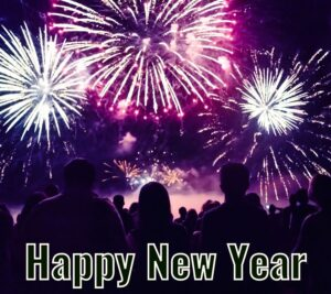happy new year 3d images download