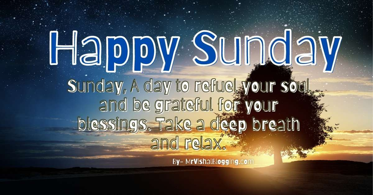 Happy Sunday Good Morning images HD With Quotes Free Download