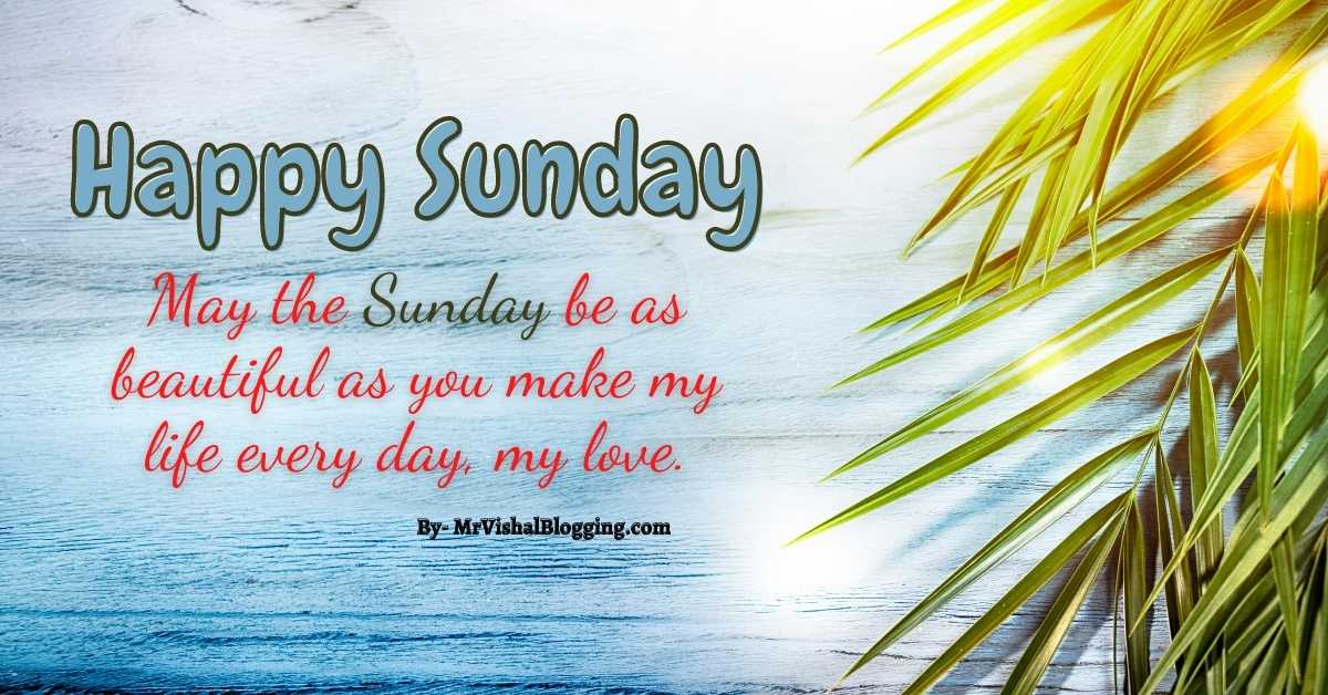 Happy Sunday HD Images and Quotes Free Download For WhatsApp Best