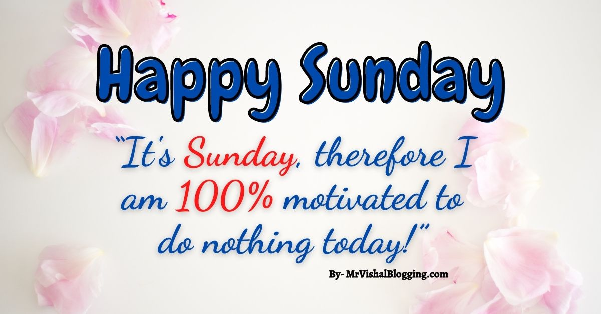 Happy Sunday Images For WhatsApp HD Download Free For Facebook