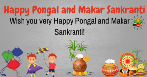 Happy Pongal And Makar Sankranti Images English Quotes