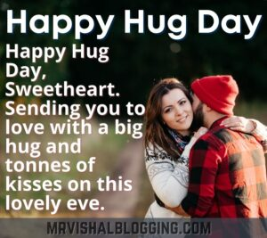 happy hug day quotes images with wishes