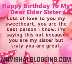 happy birthday to my big sister pics