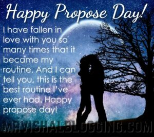 happy propose day pics with quotes