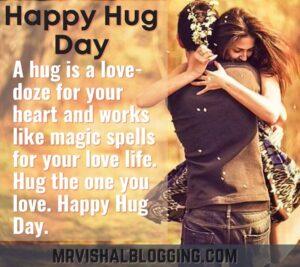 happy hug day pics with quotes