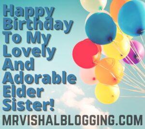happy birthday elder sister pics