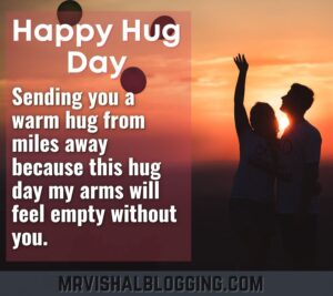 happy hug Day 2021 pictures download with SMS
