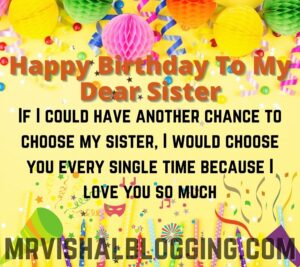 happy birthday sister greetings images