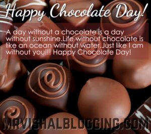 happy Chocolate day quotes images with wishes