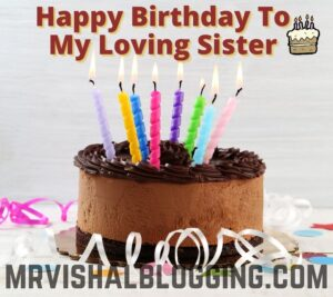 happy birthday sister cake images download