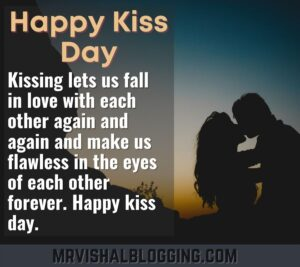 happy kiss day pictures download with messages
