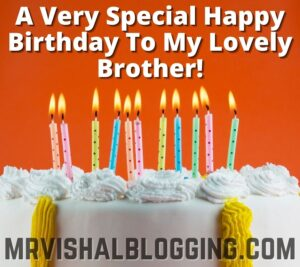 happy birthday wishes for brother cake images