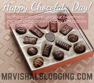 happy Chocolate day pics with quotes
