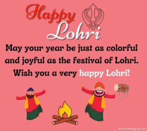 happy Lohri wishes with images