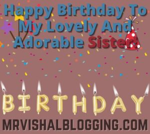 happy birthday sister wishes images hd download