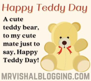 happy teddy Day HD pics download with quotes