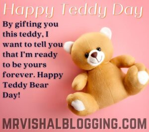 happy teddy Day 2021 photos download with messages