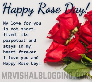 happy rose day quotes images with wishes