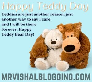 happy teddy Day 2021 pictures download with SMS