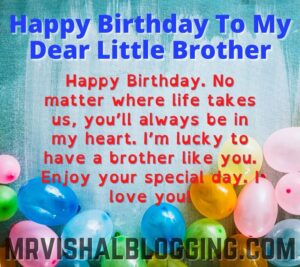 happy birthday little brother hd images download