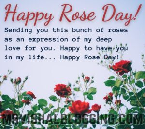 happy rose day pictures download with messages