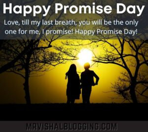 happy Promise day pics with quotes