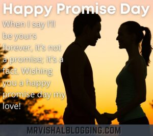 happy Promise Day 2021 photos download with messages