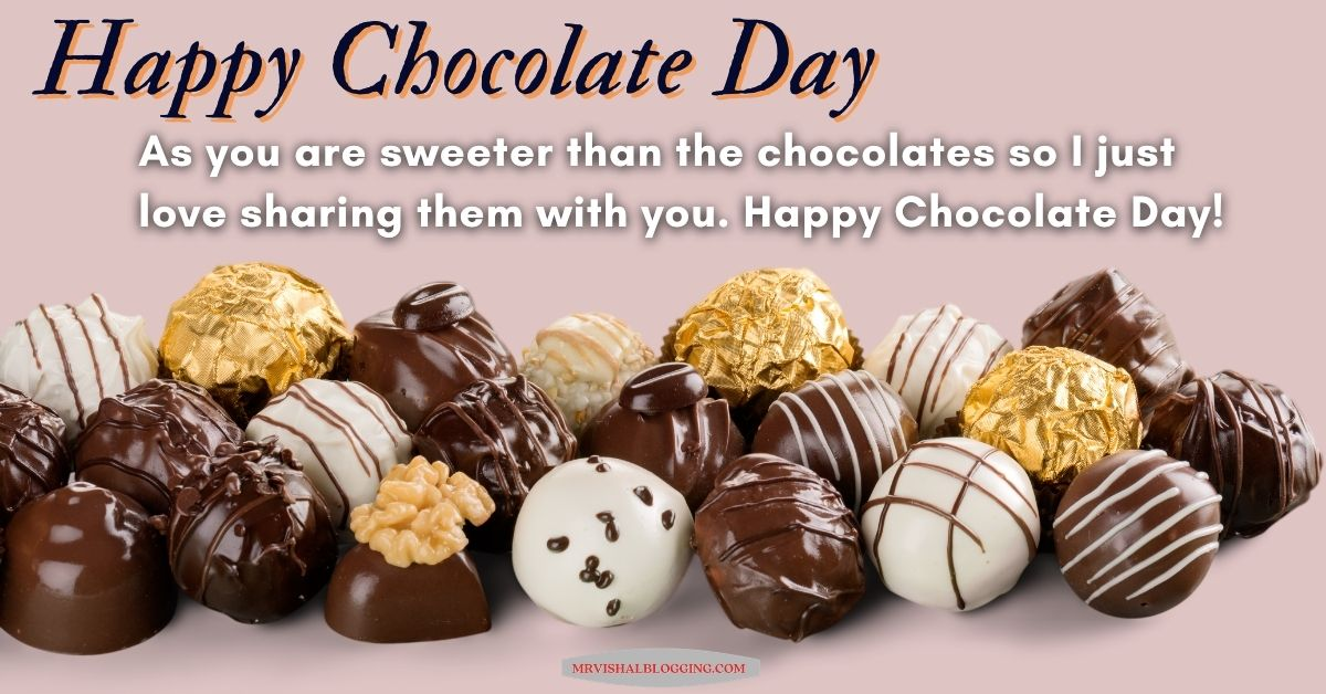 Happy Chocolate Day HD Images 2021 Download