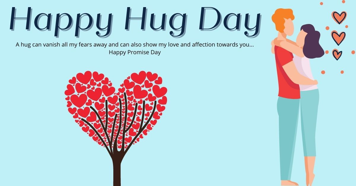 Happy Hug Day 2021 HD Images Download