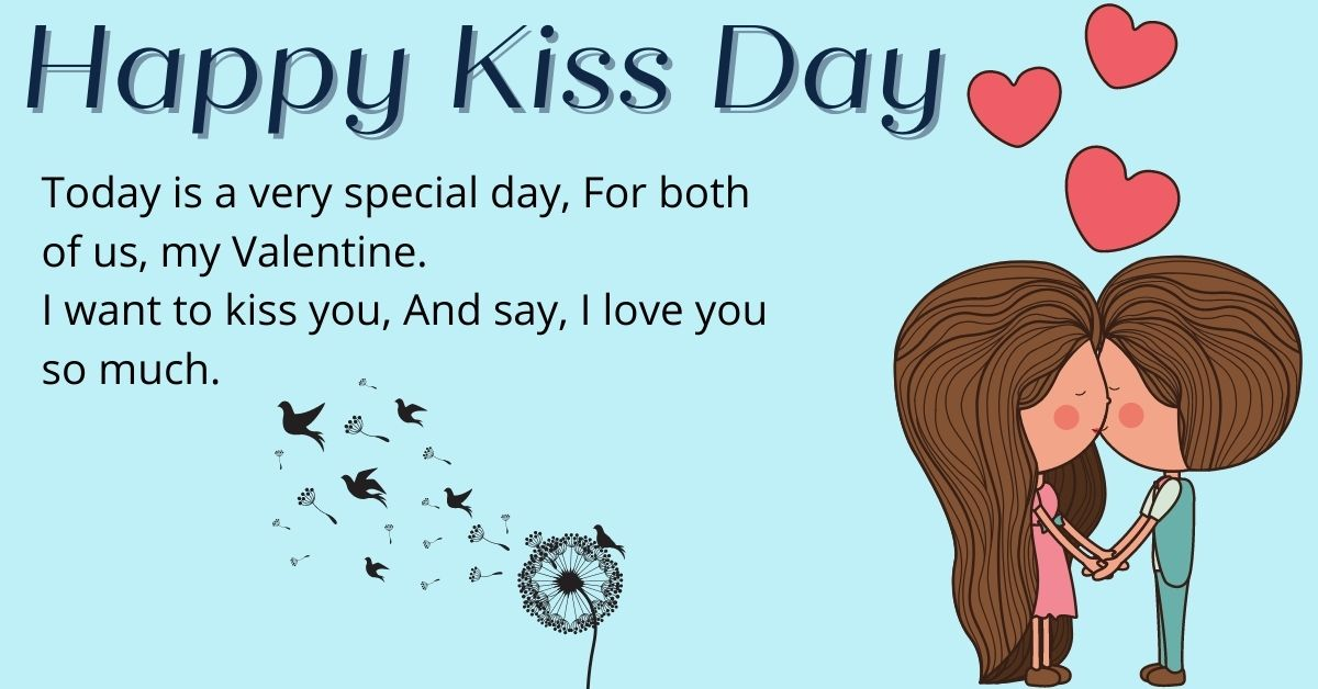 Happy Kiss Day 2021 HD Images Download