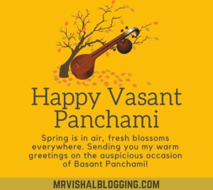 happy basant panchami 2021 images with quotes