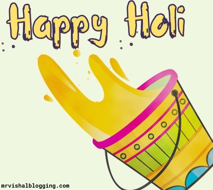 happy Holi images download for WhatsApp