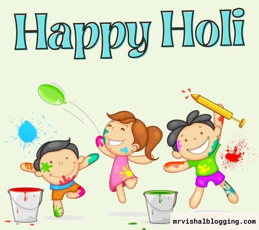 happy Holi HD pic download