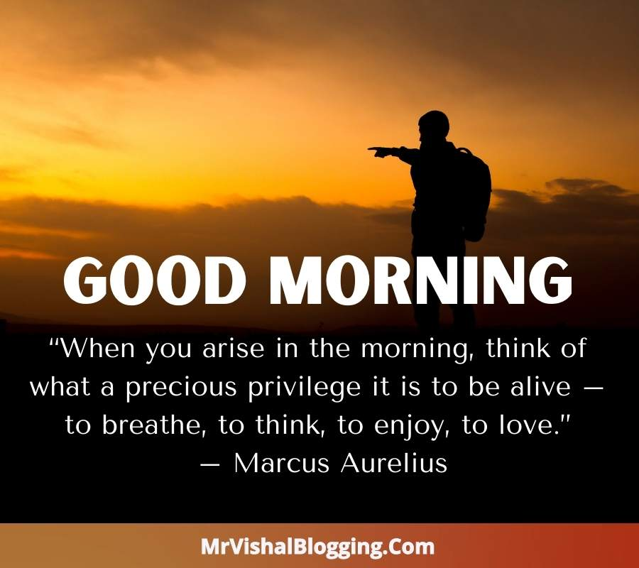 Good Morning HD Pictures With Motivational Quotes
