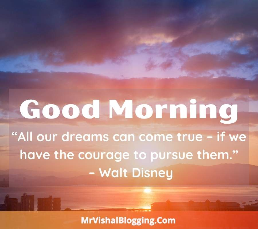Good Morning HD Pictures With Successful Words