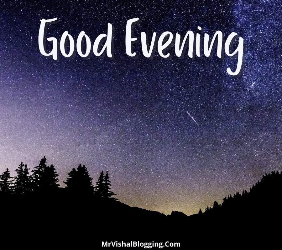 best good evening images