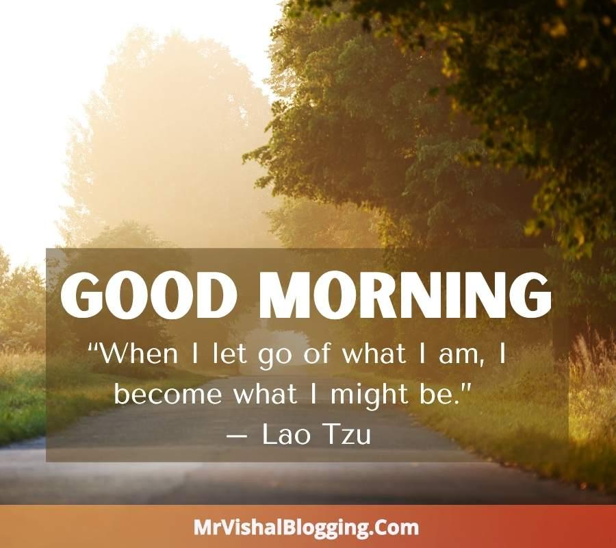 Good Morning Photos Positive Quotes Ke Sath
