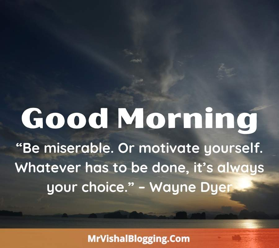 Safalta Dayak Quotes good morning message pics