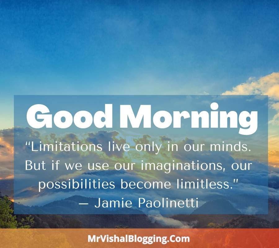 Good Morning HD Pics With Positive Words