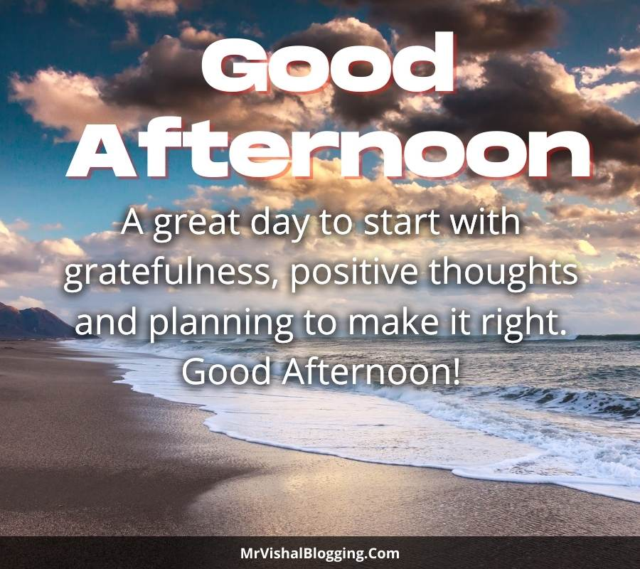 good afternoon pictures and quotes