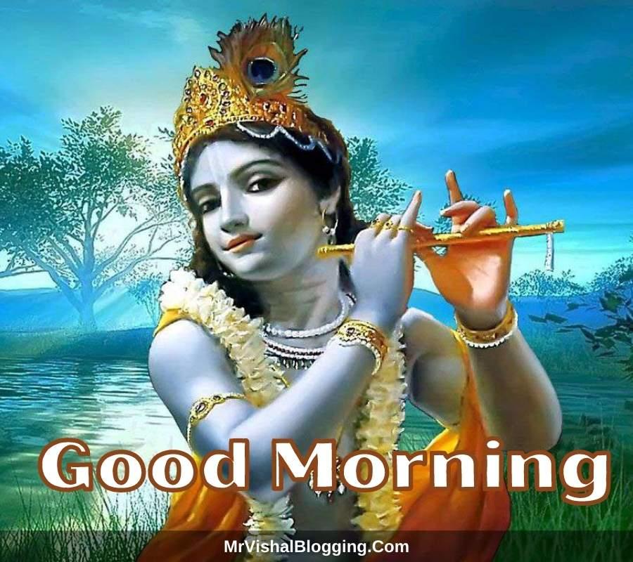 good morning Krishna photos