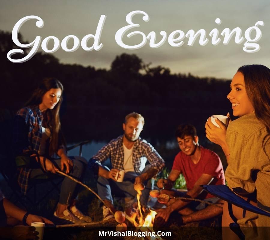 good evening photos for friends