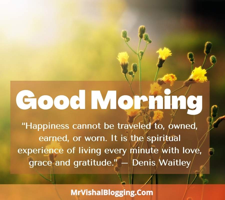 Best Morning Sakaratmak Words With Pictures