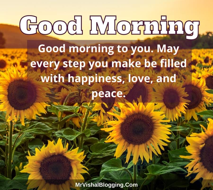 good morning photos with messages